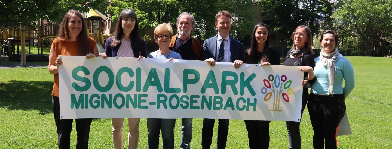 social park Mignone Vke Oltrisarco Bolzano