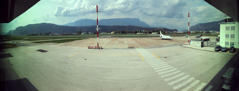 Flughafen Bozen
