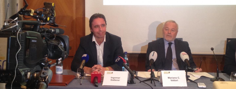 Ingemar Gatterer & Mariano Vettori