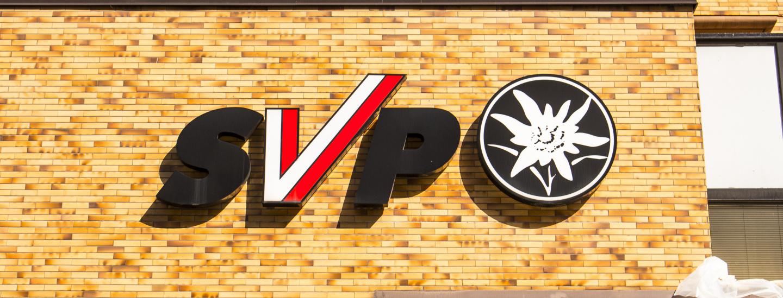 SVP-Sitz in Bozen