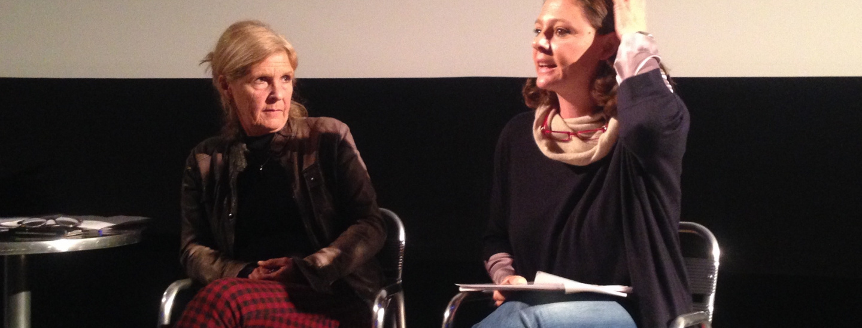 Renate Mumelter, Karin Cirimbelli