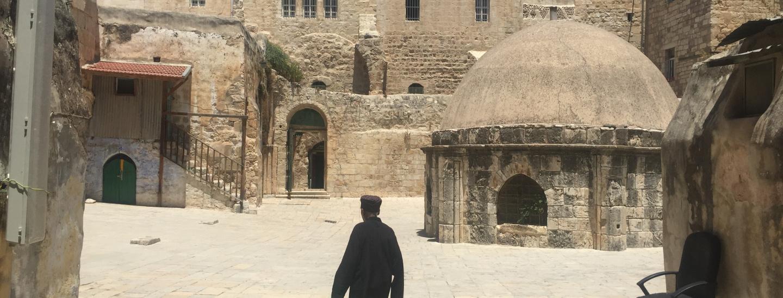 Eine steinalte Mönchs-WG: Die Grabeskirche in Jerusalemimg_6734.jpg