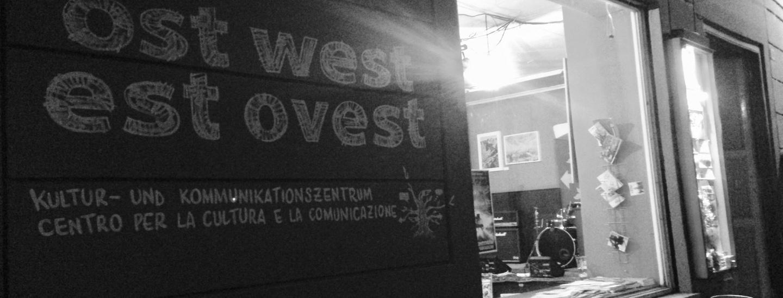 Ost West Club in der Passeirergasse