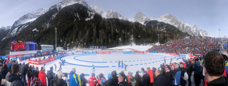Antholz Biathlon-WM