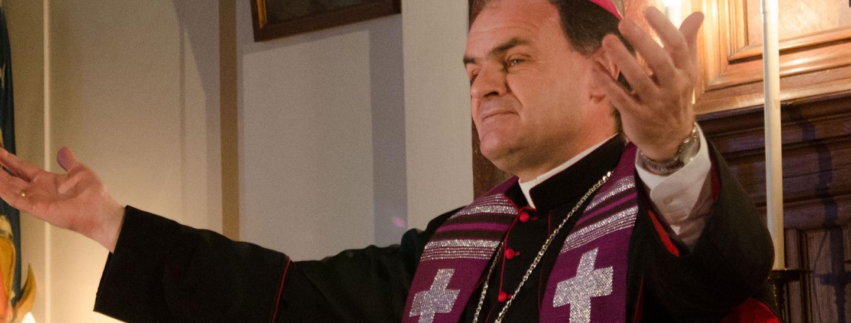 Bischof Ivo Muser