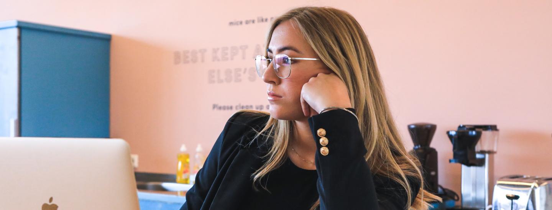 Frauen Diskriminierung am Arbeitsplatz