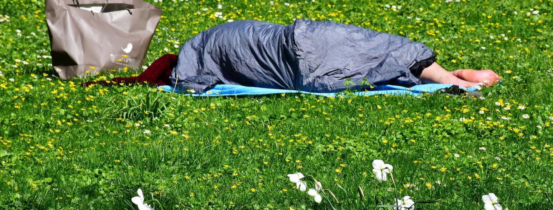 obdachlos in Zeiten von Corona