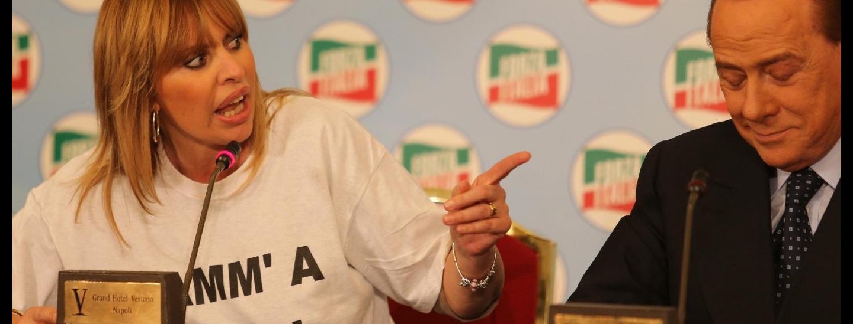 Mussolini Berlusconi