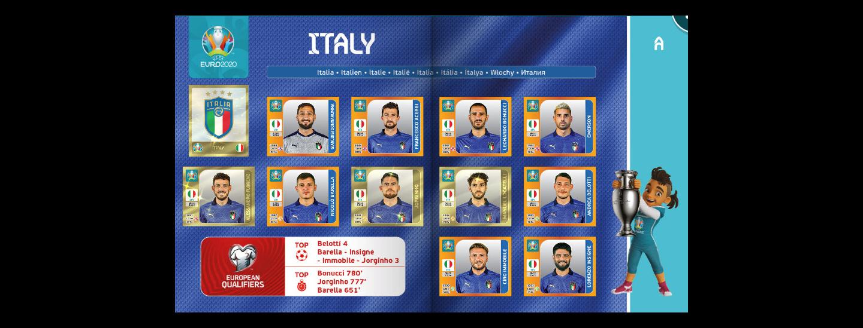 Nazionale italiana calcio maschile Euro 2020