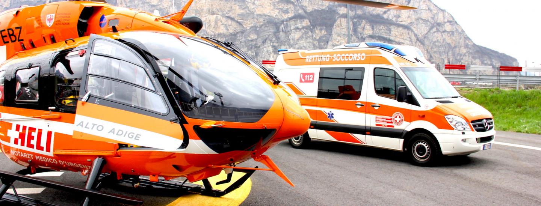 Pelikan ambulanza soccorsi croce bianca WEISSES KREUZ