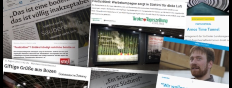 Pestizidtirol_Pressecollage