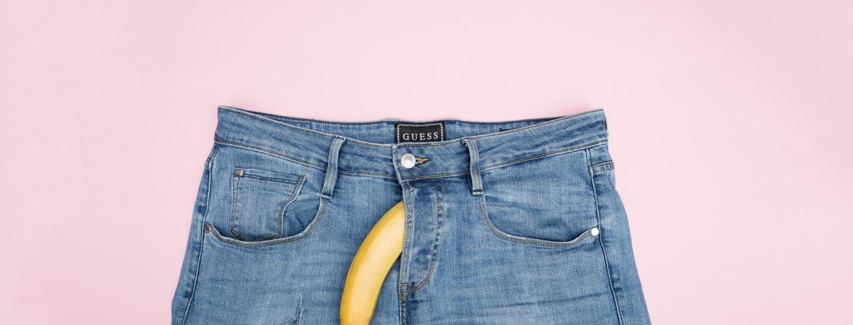 Banane-Hose
