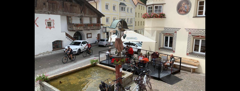 Dorfplatz Burgeis