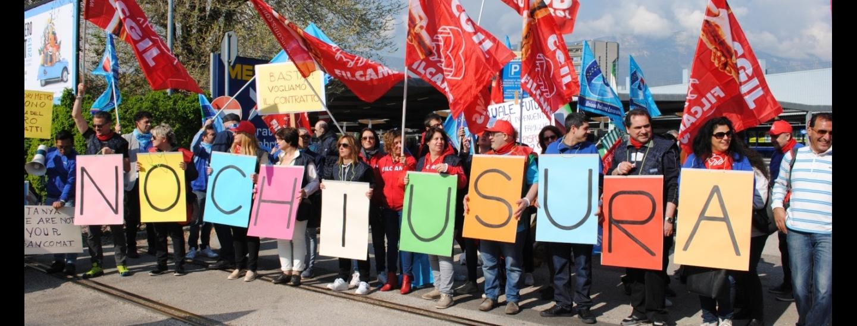 sciopero Metro Italia Cgil sindacato