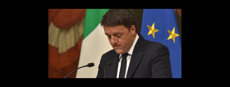 Renzi 4 dicembre