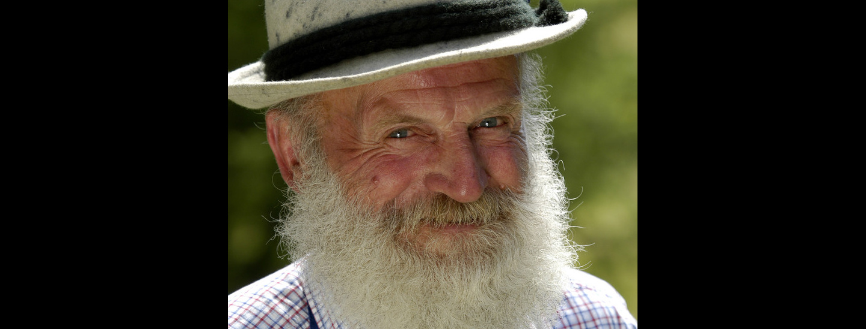 barba, tirolese