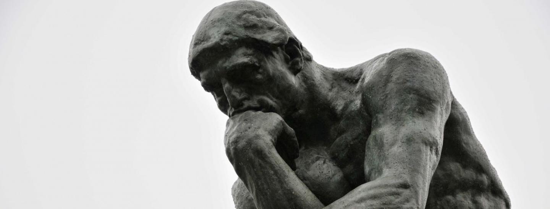 Rodin, il pensatore