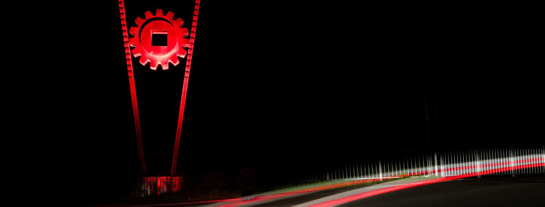 Night of Light: Zahnrad Handwerkerzone Passeier
