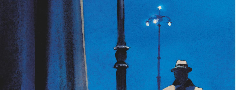 Copertina di Manuele Fior di Appuntamento a Trieste