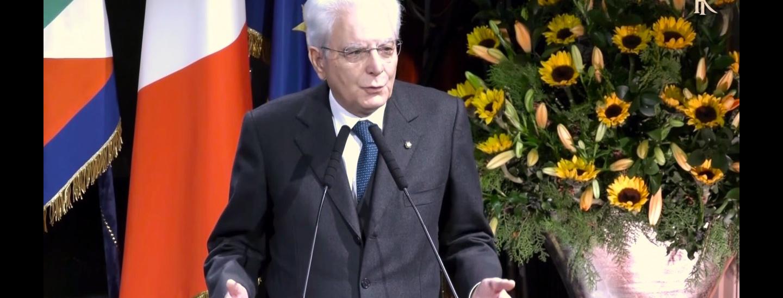 Sergio Mattarella a Merano