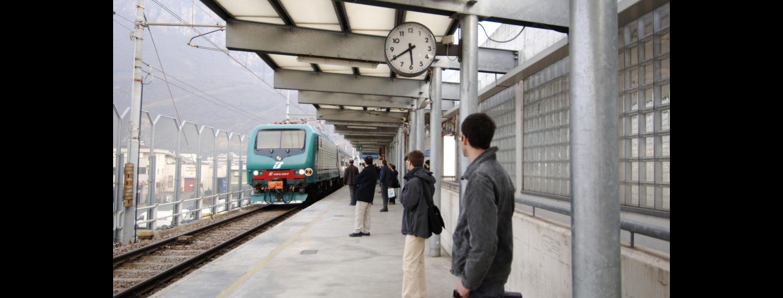 Treno, treni, sciopero, ferrovia