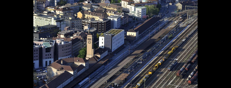 ferrovia, Brennero, stazione, Bolzano