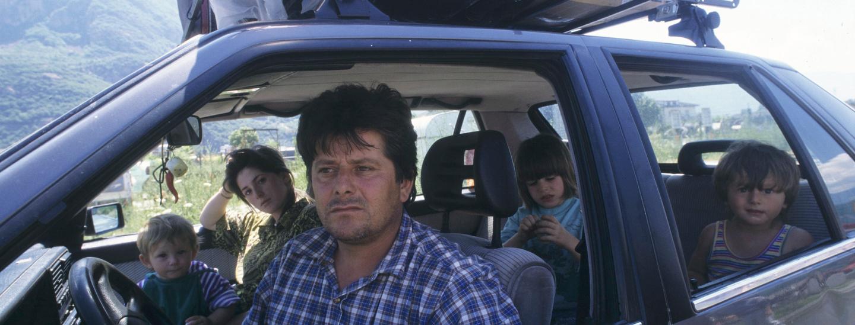 Immigranten in Bozen