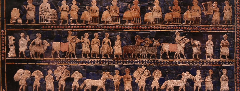Friedensstandarte von Uruk