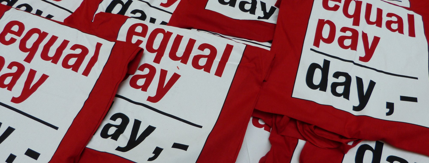Equal Pay Day Taschen