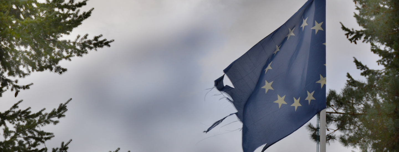 EU-Flagge - bandiera UE