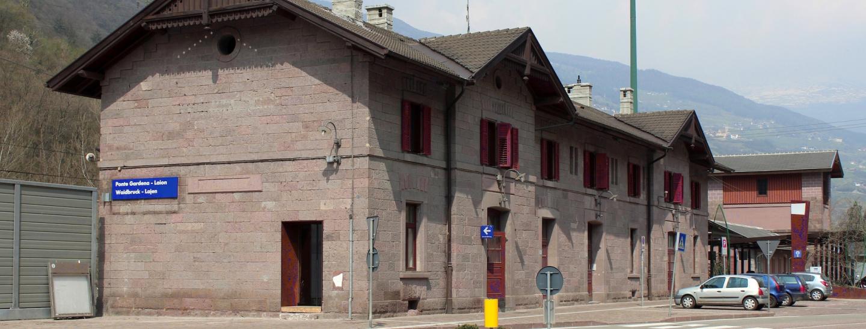 Bahnhof Waidbruck-Lajen