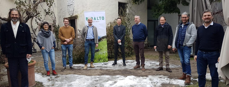 Die neue Genossenschaft Bio Alto Südtirol