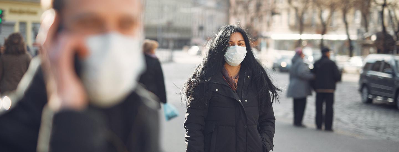 Passanten - Pandemie - Pexels