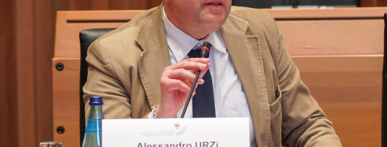 Urzì, Alessandro, Fratelli Italia