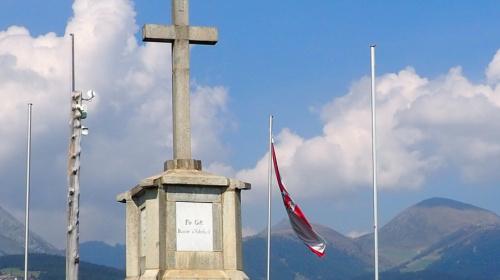 02_Das Spingese Kreuz am Bichl