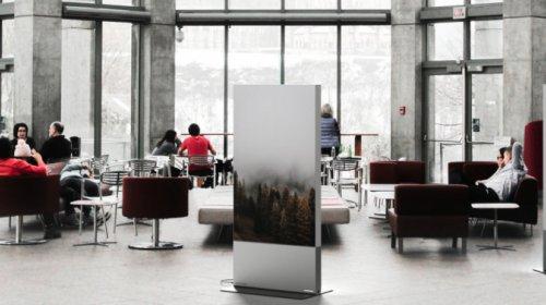 Durst Habitat kann in allen geschlossenen Räumen eingesetzt werden wie Restaurants, Schulen, Banken und öffentliche Ämter