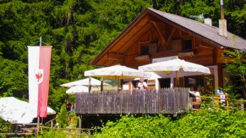 Die Waalerhütte
