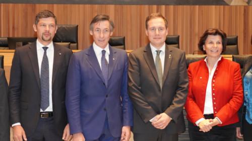 Landtagspräsidium I