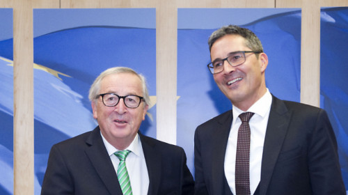 Juncker, Kompatscher