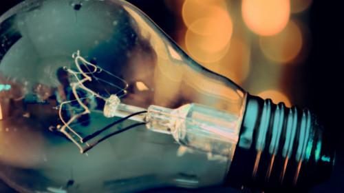 energia, lampadina