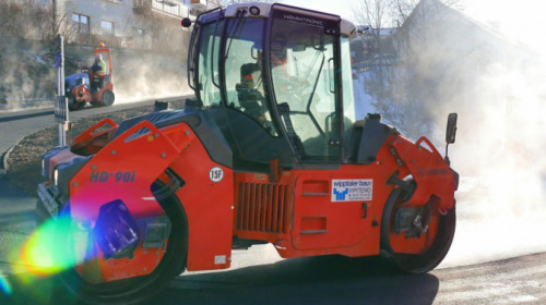 asfaltatura strade manutenzione