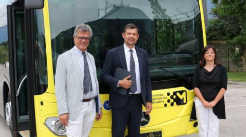 Autobus ibridi Sasa Alfreider