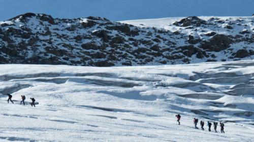 Gletschercamp