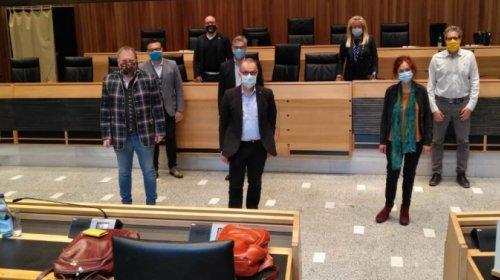 Masken-U-Ausschuss