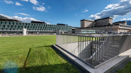 Ospedale, Bolzano
