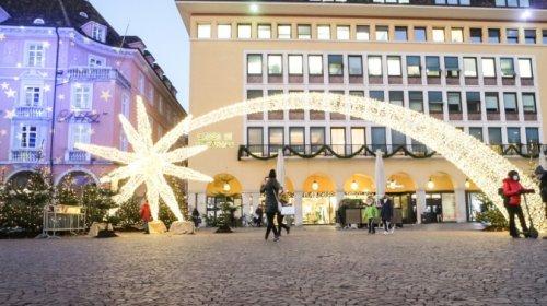 Bolzano, Natale