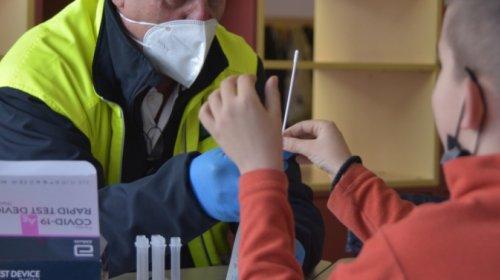 Nasenbohrer-Test