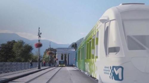 Tram a Bolzano