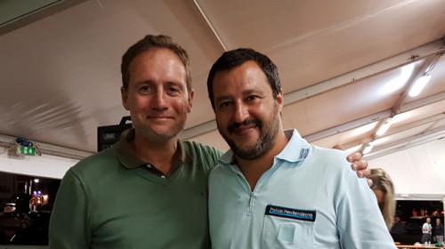 Bessone, Massimo, Salvini