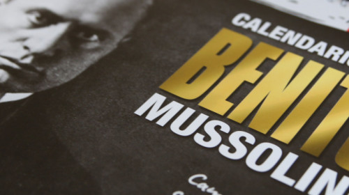 Mussolini Kalender